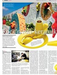 Moderne dansk keramik er fjern fra fordums ... - Find en freelancer