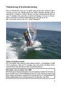 NB NYT August 2006 - Nivå Bådelaug - Sejl eller Surf i Nivå ... - Page 3