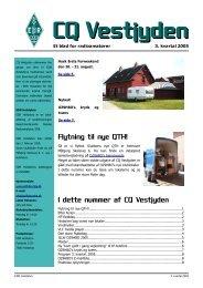 CQ Vestjyden nr. 3 2005. PDF - EDR Holstebro