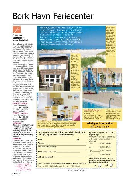 Nr. 3 Marts 2004 Medlemsblad for Dansk Frisør ... - Kjaer Global