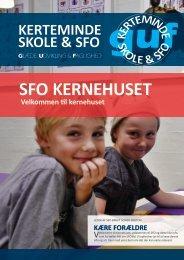 SFO KERNEHUSET - Kerteminde Skole