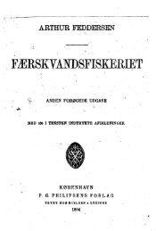 Færskvandsfiskeriet - anden forøgede udgave ... - Runkebjerg.dk
