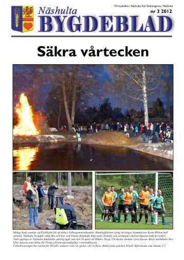 Säkra vårtecken - Hagen Ord & Bild