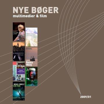 """""""Nye bøger nr. 1 2009""""som pdf-fil"""