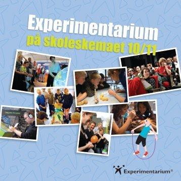 HjERNEN - Experimentarium