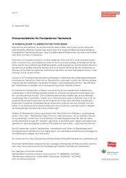 Pressemeddelelse 12. september 2012 - Naturstyrelsen