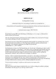 Europarådets konvention om beskyttelse af børn mod seksuelt ...