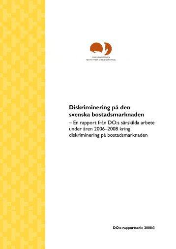 från den tidigare Ombudsmannen mot etnisk diskriminering (pdf