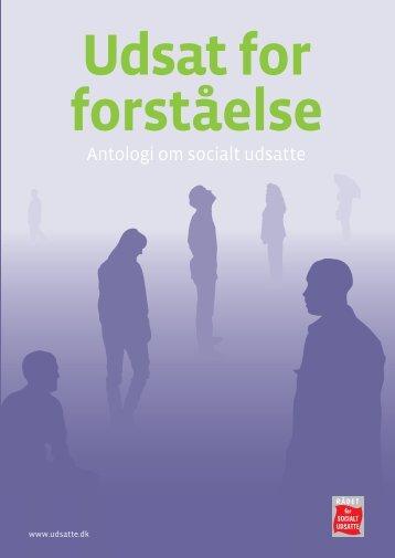 Udsat for forståelse – Antologi om socialt udsatte