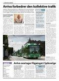 Særudgave af Arrivas ARRIVA POSTEN om øresundstrafikken - Page 2