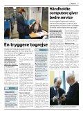 Særudgave af Arrivas ARRIVA POSTEN om øresundstrafikken - Page 3