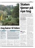 Særudgave af Arrivas ARRIVA POSTEN om øresundstrafikken - Page 5