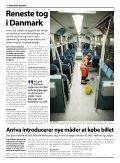 Særudgave af Arrivas ARRIVA POSTEN om øresundstrafikken - Page 6