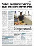 Særudgave af Arrivas ARRIVA POSTEN om øresundstrafikken - Page 7