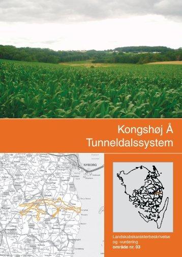 Område 3 Kongshøj Å Tunneldalssystem.qxp - Nationalpark Sydfyn