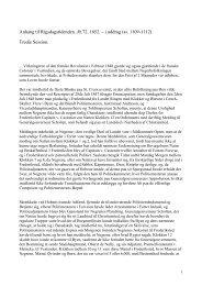 Officielt om ophævelsen af slaveriet i Vestindien (pdf-format) - Emu