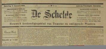 Nieuws & Aankondigingsblad van Temsche ea Plaatsen (Seed Heil