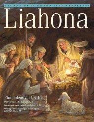 Desember 2008 Liahona