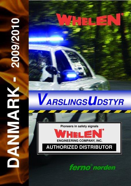 pdf Bl-t Varslingskatalog - DANSK - Ferno Norden