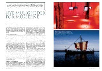Nye muligheder for museerne.pdf - Bygningskultur Danmark