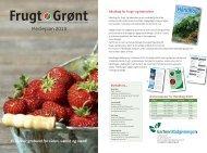Håndbog for frugt- og bæravlere - GartneriRådgivningen