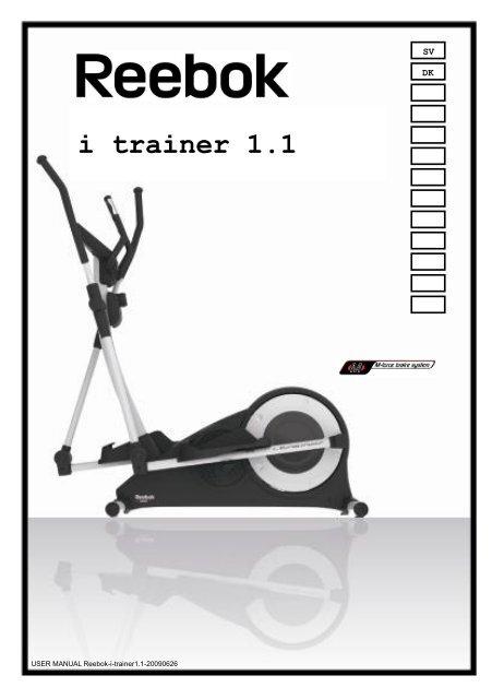 móvil condado Paine Gillic  reebok i trainer 1.1 manual, OFF 72%,Buy!
