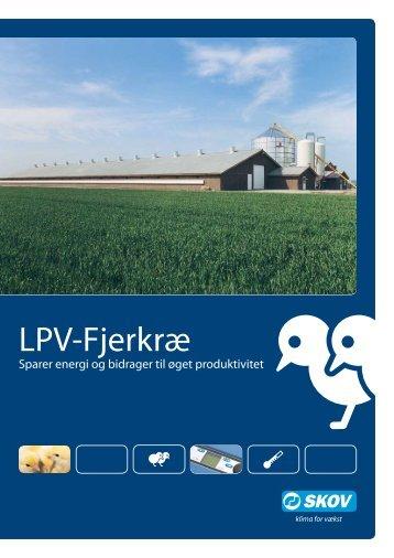 LPV-Fjerkræ - Skov A/S