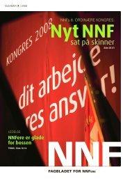 sat på skinner - NNF