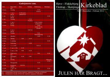 December-februar 2012 - Flakkebjerg Sogn - Fårdrup Sogne