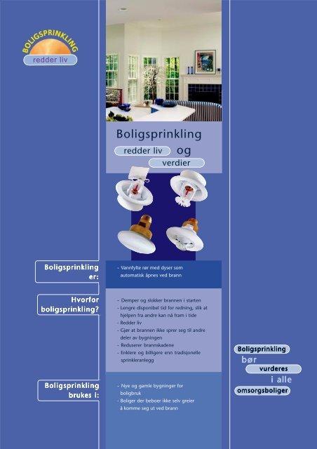 info om bolig