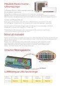 Se brosjyre. - Nordhordland Varmepumper - Page 2