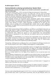 Bilag til kvalitetsrapport 2011-2012 - Grindsted Søndre Skole
