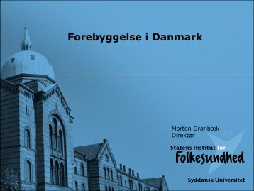Forebyggelse i Danmark