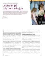 Ledelse - Danmarks Evalueringsinstitut (EVA)