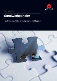 Sandwichpaneler - Velkommen til Tata Steel