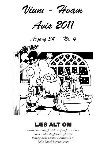 Se Vium-Hvam Avis – Årgang 34, Nr. 4