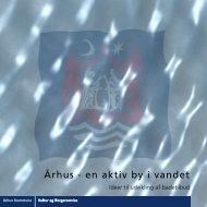 Århus - en aktiv by i vandet - Aarhus Kommunes Idrætscentre gi'r ...
