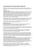 Natura 2000-handleplan Vadehavet - Esbjerg Kommune - Page 5