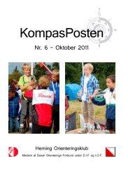 Oktober 2011 - Herning Orienteringsklub