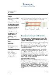 Nyhedsbrev nr. 11 april 2011 - Femern A/S