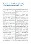 Udskriv Layout 1 - Tandlægeforeningens Patientforsikring - Page 7
