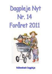 Nr. 14 - Forår 2011 (Åbner i et nyt vindue)