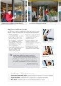 Roterende deur met grote capaciteit - Besam - Page 3