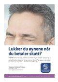 Skattebetaleren 1 2011 - Skattebetalerforeningen - Page 5