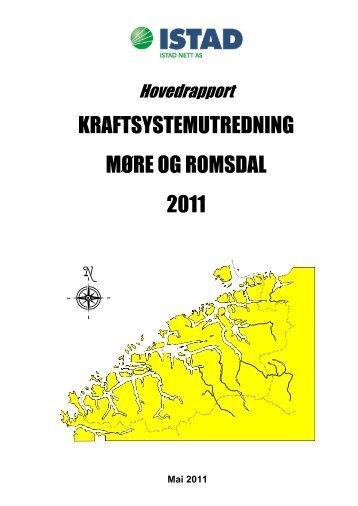 Kraftsystemutredning for Møre og Romsdal ... - Istad Nett AS
