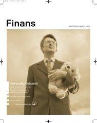 Finans i pdf-format - Union in Nordea