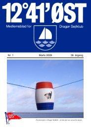 Nr. 1 Marts 2009 36. årgang - Dragør Sejlklub