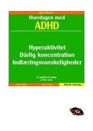 Hverdagen med ADHD - NORDISC Music & Text