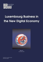 Luxembourg Business in the New Digital Economy - Edge.lu