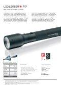 LED LENSER®* - Page 3